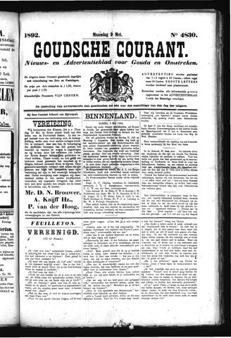 Goudsche Courant 1892-05-09