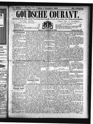 Goudsche Courant 1913-12-05