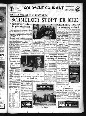Goudsche Courant 1966-11-04
