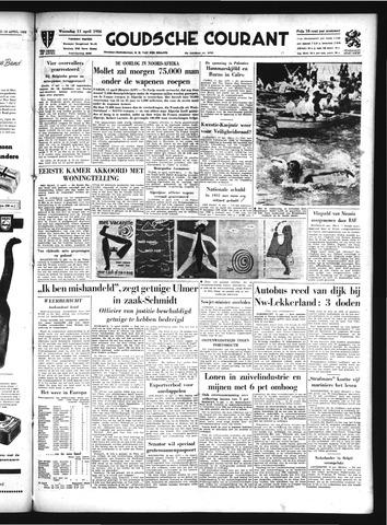 Goudsche Courant 1956-04-11