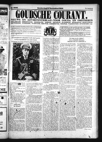Goudsche Courant 1936-12-10