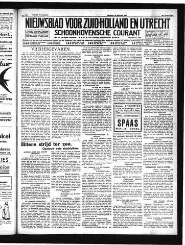 Schoonhovensche Courant 1940-01-12