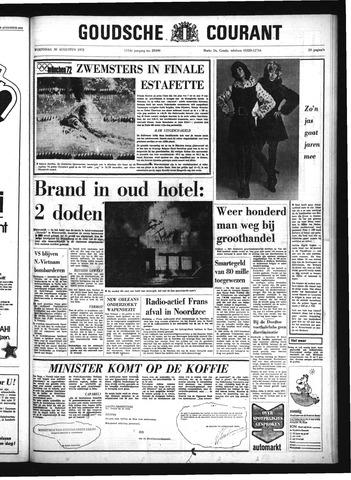 Goudsche Courant 1972-08-30