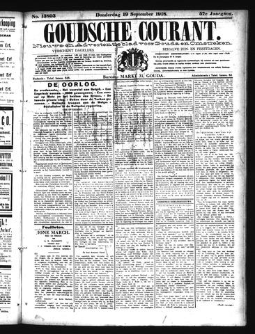Goudsche Courant 1918-09-19