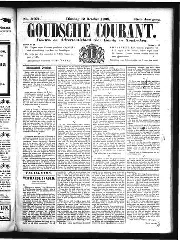 Goudsche Courant 1909-10-12
