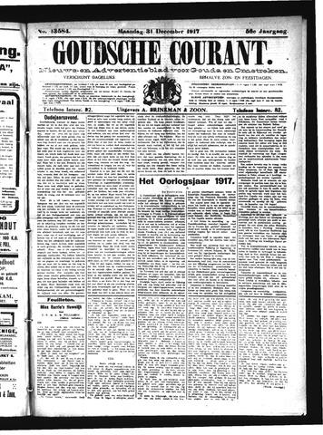 Goudsche Courant 1917-12-31