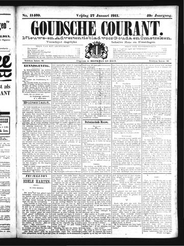 Goudsche Courant 1911-01-27