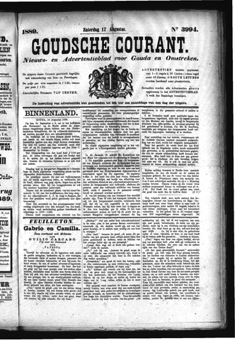 Goudsche Courant 1889-09-28