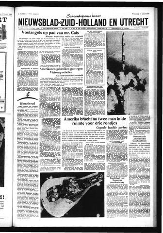 Schoonhovensche Courant 1965-03-24