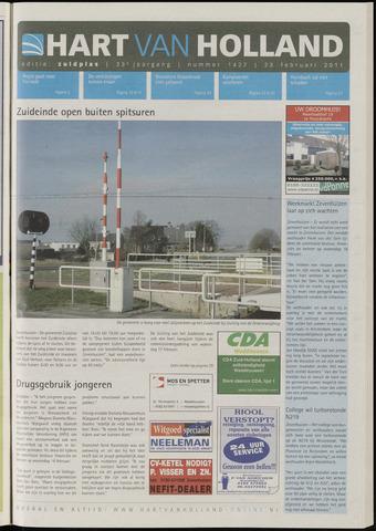Hart van Holland - Editie Zuidplas 2011-02-23