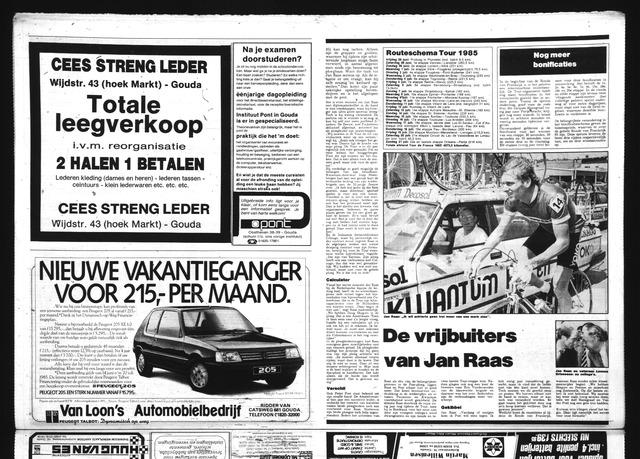 Goudsche Courant 1985-06-29