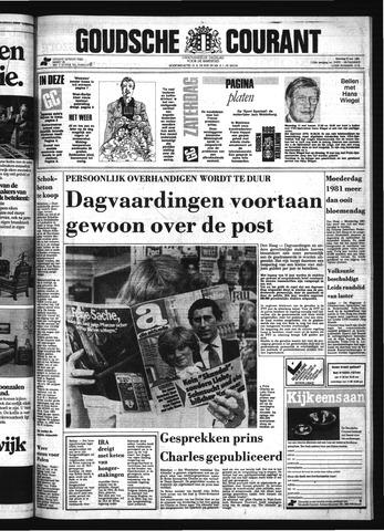 Goudsche Courant 1981-05-09