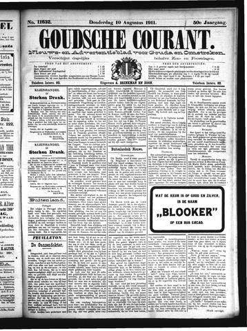 Goudsche Courant 1911-08-10