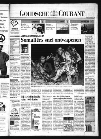 Goudsche Courant 1992-12-09