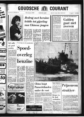 Goudsche Courant 1974-01-21