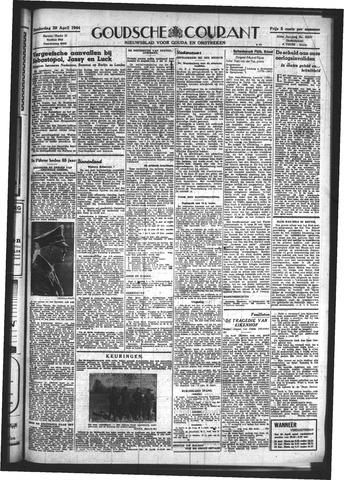 Goudsche Courant 1944-04-20