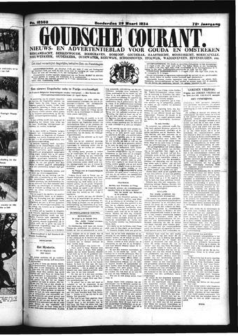 Goudsche Courant 1934-03-29