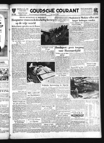 Goudsche Courant 1956-12-06