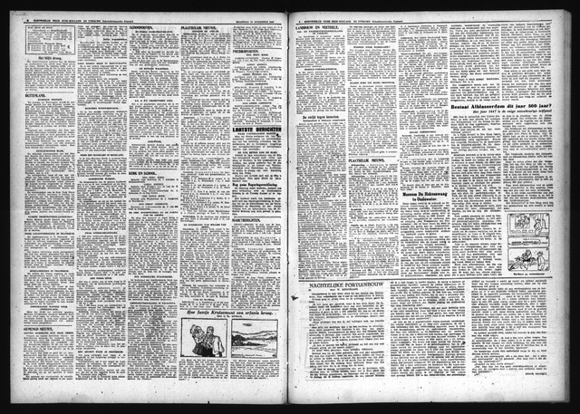 Schoonhovensche Courant 1947-08-25