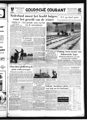 Goudsche Courant 1958-02-26