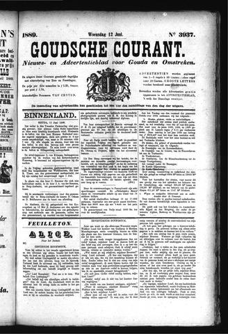 Goudsche Courant 1889-06-12
