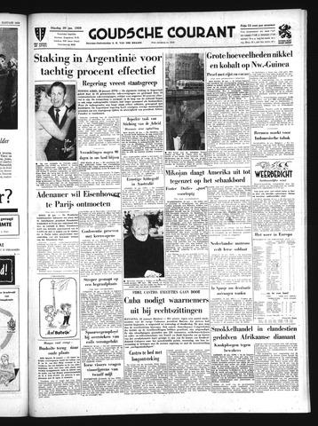 Goudsche Courant 1959-01-20