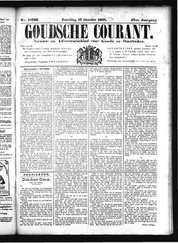 Goudsche Courant 1908-10-17