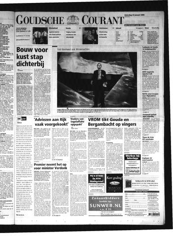 Goudsche Courant 2005-01-22