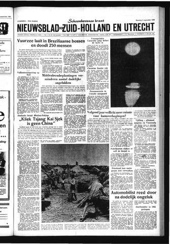 Schoonhovensche Courant 1963-09-09
