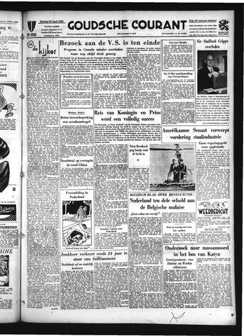 Goudsche Courant 1952-04-22