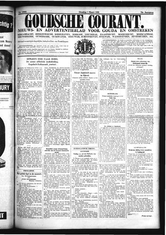 Goudsche Courant 1938-03-01
