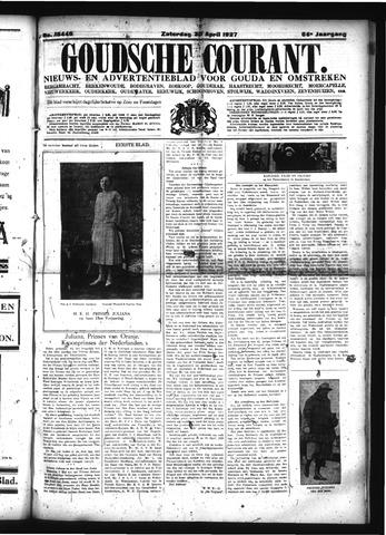 Goudsche Courant 1927-04-30