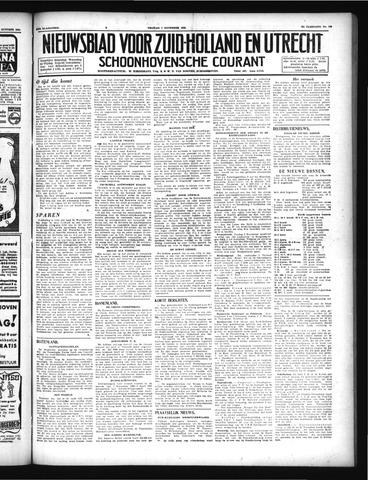 Schoonhovensche Courant 1946-11-01