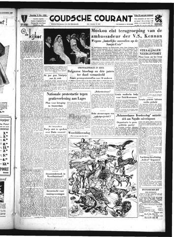 Goudsche Courant 1952-10-04