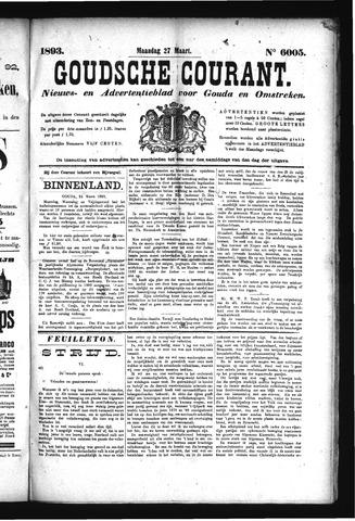 Goudsche Courant 1893-03-27