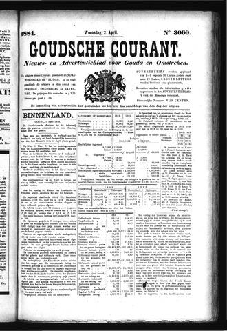 Goudsche Courant 1884-04-02