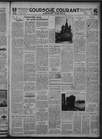 Goudsche Courant 1947-04-22