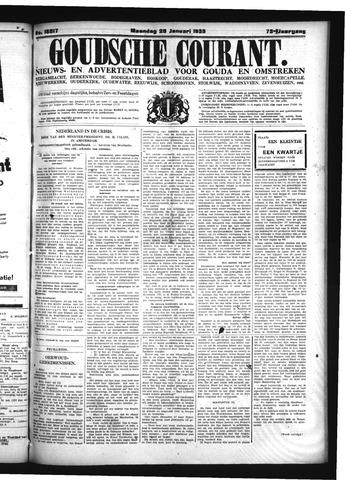 Goudsche Courant 1935-01-28
