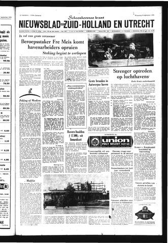 Schoonhovensche Courant 1970-09-09