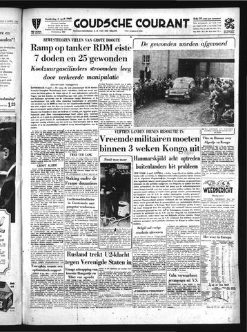Goudsche Courant 1961-04-06