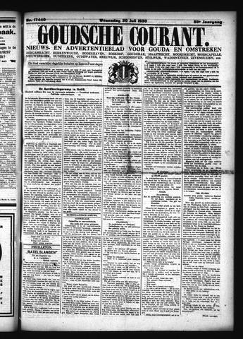 Goudsche Courant 1930-07-30