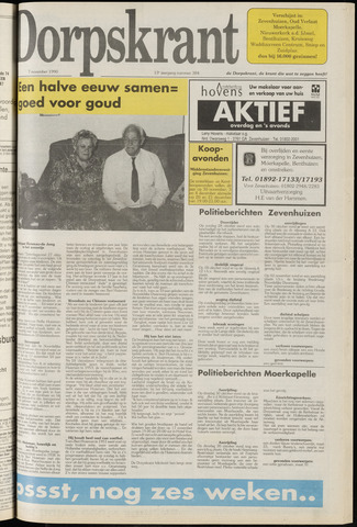 Dorpskrant 1990-11-07