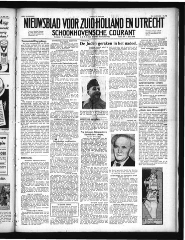 Schoonhovensche Courant 1948-05-21