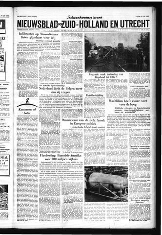 Schoonhovensche Courant 1962-07-20
