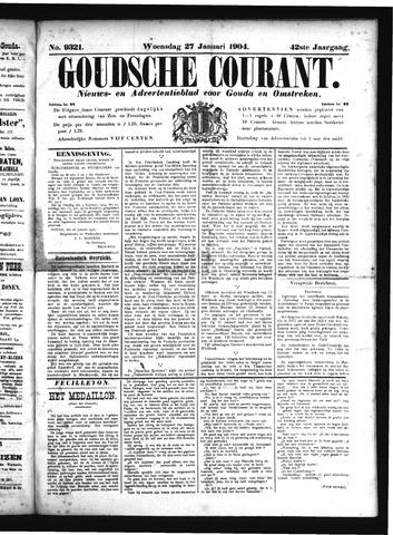 Goudsche Courant 1904-01-27