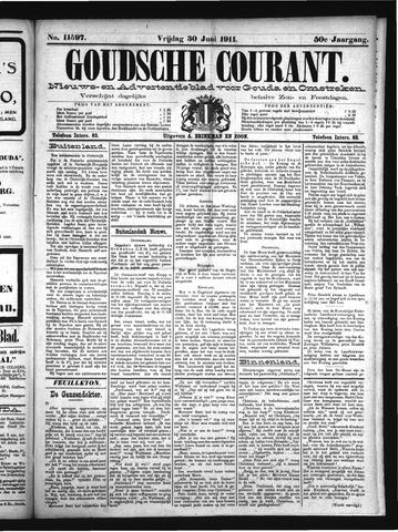 Goudsche Courant 1911-06-30