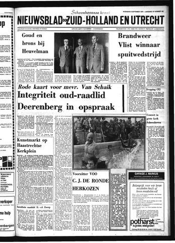 Schoonhovensche Courant 1976-09-08