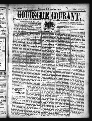 Goudsche Courant 1919-09-01
