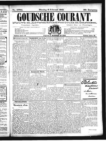 Goudsche Courant 1912-02-06