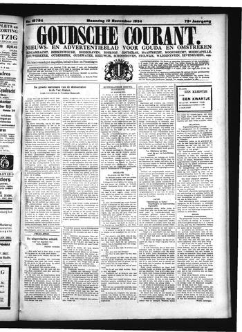 Goudsche Courant 1934-11-12